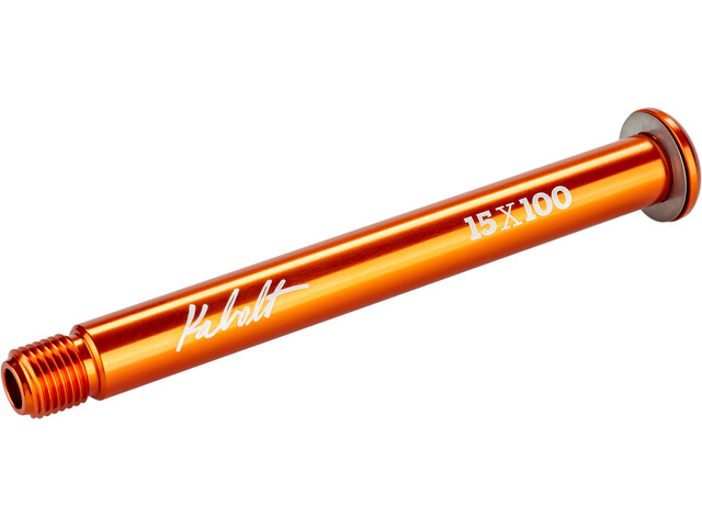 Fox Racing Shox Fixation d'essieu 15x100 mm Kabolt, orange